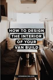 Van Interior Design Interesting Inspiration Ideas