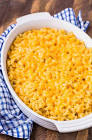 absolutely the easiest  baked macaroni and cheese