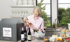 Martha Stewart Kitchen Martha Stewart Is Launching A Wine Company Fortunecom