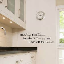 kitchen wall decals home decoration