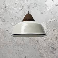 enamel pendant light shade clb 00464