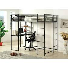 decoration bunk bed desks source stunning metal frame for simple beds with desk and cozy