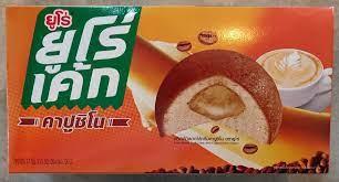 ยูโร่เค้ก คาปูชิโน - ยูโร่ - 17 g per each