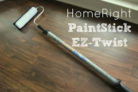 painting made easy with the homeright paintstick ez twist