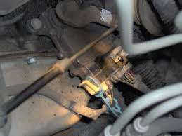 buick lesabre won t start starter replacement electrical connected about 36 12 gauge solid wire to small solenoid cable attached volt meter turned ignition switch got a reading of negative 0 03
