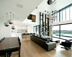 high ceiling lighting fixtures. High Ceiling Lighting Inspiration For A Contemporary Open Concept Living Room Remodel In With White Walls Pressure Sodium Light Fixtures R