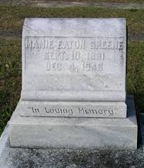 Mamie Eaton Greene (1881-1946) - Find A Grave Memorial