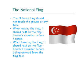 creating a singapore identity 8 the national flag