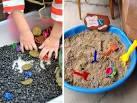 Сценарий игры в песок
