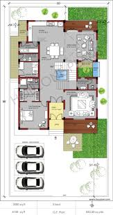 small house plans with indoor swimming pool or car parking size for indian homes houzone