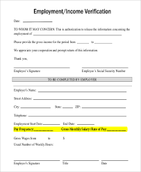 Income Verification Form Fascinating Social Security Proof Of Income Form Heartimpulsarco