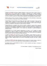 pdf certifications fritta slu