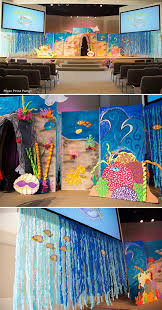 under the sea decorations vbs or party