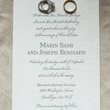 Wedding Inviting Words 21 Wedding Invitation Wording Examples To Make Your Own