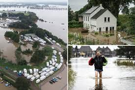 فيضانات ألمانيا – قتل ما لا يقل عن 153 شخصًا و 20 حالة وفاة في بلجيكا في  أسوأ فيضانات منذ عقود وما زال 1000 في عداد المفقودين – Creative Hype