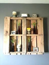 making shelves out of pallets pallet shelf project how to make shelves the beginners making shelves out of pallets