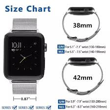 Apple Watch 4 Band Compatibility Chart Compatible Apple Watch Bands 40mm 44mm Women Men Loop Stainless Steel With Metal Clasp Sport Strap For Apple Watch 4 Stainless Steel Fine Lines