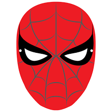 Spiderman Template Spiderman Mask Template Free Printable Papercraft Templates