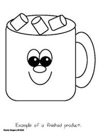 Small Picture Hot Chocolate Mug Coloring Page nvsi