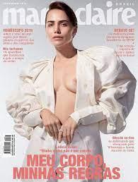 Foto de Leticia Colin com topless é excluída pelo Instagram e gera campanha  entre famosas | Pop & Arte