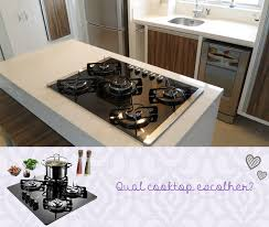 É importante ter as medidas do cooktop na hora de encomendar o balcão que vai na sua cozinha&nbsp. Que Marca De Cooktop Escolher Comprando Meu Ape
