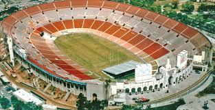 Los Angeles Memorial Coliseum Los Angeles Ca Seating