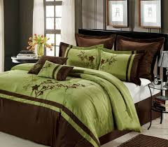 33 classy ideas green and brown duvet cover amazing comforter sets 64 with additional covers bedding 8136