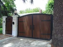 Gates are an important part of your home and can create a huge impression on the minds of those who enter it; 10 Creatively Simple Gate Design For Small House 2021 Update Demotix