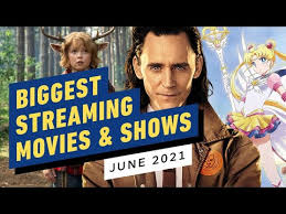 the biggest streaming s and shows