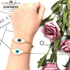 FAIRYWOO New Fashion Woman Ethnic <b>Turkey</b> Evil Eyes ...