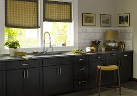 cabinet bar pulls. Interesting Pulls Kitchen Wall With Black Shaker Cabinets Gray Marble Backsplash And  Countertops Stainless Bar Pulls On Cabinet Bar Pulls