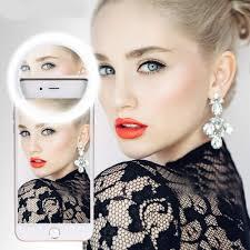 Selfie Ring Light For Makeup Selfie Ring Light Phone Light Ring Makeup Light Phone Ring Light For Cell Phone Face Mirror Makeup Mirror Circle Light Led Selfie Ring Light White