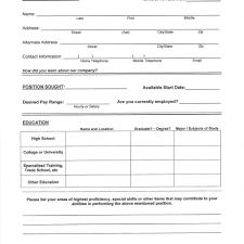 Print Out Resume Sugarflesh