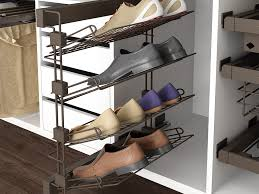 Lateral pull-out shoe rack. video thumbnail. 69384ia.jpg