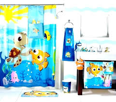 kids bathroom decor sets kids bath accessories fish decorating ideas for small bathrooms