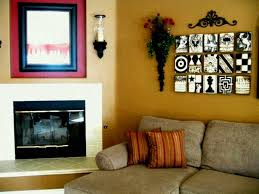 living room wall art decor on cool ideas for simple decorations unit designs homemade meliving cdd