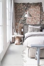 De Mooiste Slaapkamers Met Een Bakstenen Muur Eigen Huis En Tuin