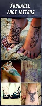 Leg And Foot Tattoos Designs 60 Best Foot Tattoos Meanings Ideas And Designs For 2020
