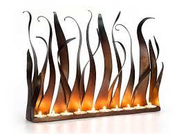 vintage style of the modern fireplace candelabra modern fireplace