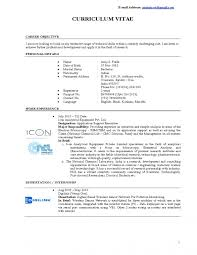 Resume Resume Examples Technical Skills example of technical skills on  resume section make resume