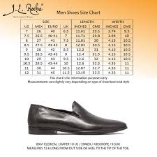 J Shoes Size Chart Bxvi Franciscan Brown Loafer Leather Shoe J L Rocha Collections