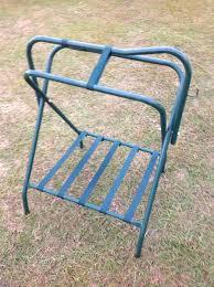 saddle racks wooden plans three tier rack on wheels holder