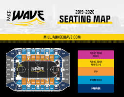 Uw Milwaukee Panther Arena Seating Chart Arena Seating Map Mke Wave