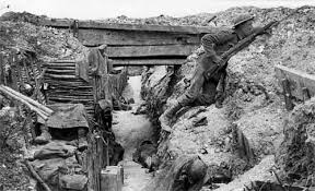 world war i facts causes history com a british ier inside a trench on the western front during world war i 1914