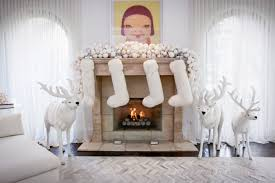 how the kardashian jenner clan decorates for architectural digest