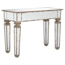 mirror console table. Mirror Console Table