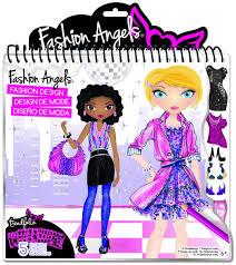 Fashion Angels Fashion Design Sketch Portfolio Best Toys For 9 Year Old Girls Fashion Angels Fashion