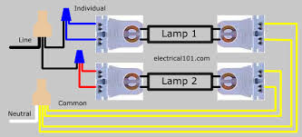 direct wire dual ended led tube lights 2 lamps electrical 101 2 lamp led singlel ended series ballast lampholder wiring diagram