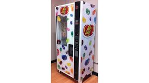 Jelly Bean Vending Machine New Jelly Belly Bulk Vending Machine VendingMarketWatch