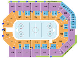 Citizens Business Bank Arena Interactive Seating Chart Toyota Arena Ontario Ca Event Tickets Center